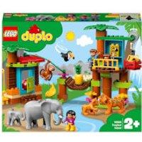 LEGO DUPLO: Wild Jungle/Tropical Island (10906) - Duplo Gifts