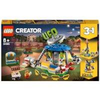LEGO Creator: Fairground Carousel (31095) - Lego Gifts