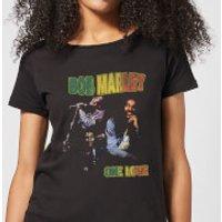 Bob Marley One Love Women's T-Shirt - Black - XXL - Black - Bob Marley Gifts