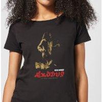 Bob Marley Exodus Women's T-Shirt - Black - XXL - Black - Bob Marley Gifts