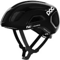 POC Ventral AIR SPIN Helmet - S/50-56cm - Uranium Black Raceday