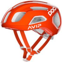 POC Ventral AIR SPIN Helmet - M/54-60cm - Zink Orange AVIP