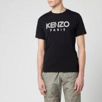 KENZO Men's Paris T-Shirt - Black - S - Black