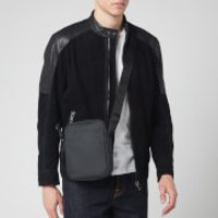 BOSS Mens Hyper Mini Messenger Bag - Black