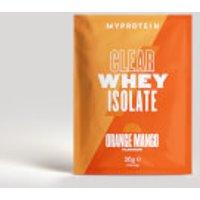 Myprotein Clear Whey Isolate  Sample    26g   Orange Mango