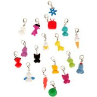 Kidrobot Munnyworld Zipper Pulls Series 2 Assortment