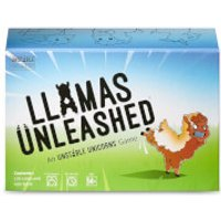 Llamas Unleashed Card Game