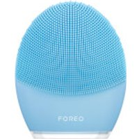 FOREO LUNAtm 3 Facial Cleansing Brush (Various Options) - For Combination Skin