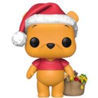 Disney Holiday - Winnie Puuh Pop! Vinyl Figur