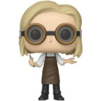 Doctor Who 13th Doctor with Goggles Pop! Vinyl Figure - Doctor Who Gifts