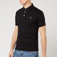Polo Ralph Lauren Men's Slim Fit Soft-Touch Polo Shirt - Polo Black - XXL