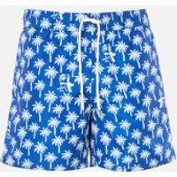 Polo Ralph Lauren Men's Traveller Swim Shorts - Palm Tree Deco - XS