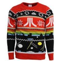 Atari Knitted Christmas Jumper - XS - Christmas Jumper Gifts