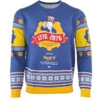 Fallout 76 Knitted Christmas Jumper - XXXXL - Christmas Jumper Gifts