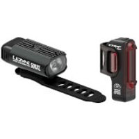 Lezyne Hecto Drive 500XL/Strip Light Set