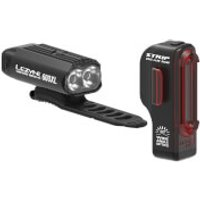 Lezyne Micro Drive 600XL/Strip Light Set
