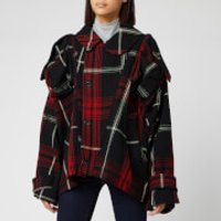 Vivienne Westwood Anglomania Womens Hypnos Jacket - Black/Re