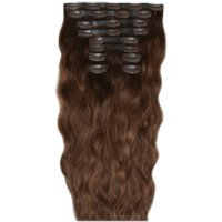 Beauty Works 22 Inch Beach Wave Double Hair Extension Set (Various Shades) - Hot Toffee