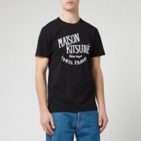 Maison Kitsune Men's Palais Royal T-Shirt - Black - S