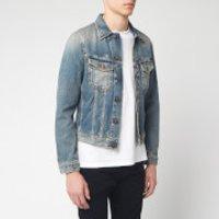 Nudie Jeans Men's Billy Denim Jacket - Shimmering Indigo - XL