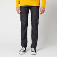 Edwin Men's ED-80 Slim Tapered Yoshiko Left Hand Denim Jeans - Unwashed - W30/L32