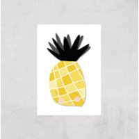 Pineapple Art Print - A4 - Print Only - Pineapple Gifts