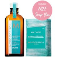 Moroccanoil Simply Beautiful Gift Set - Treatment Light (Worth PS45.45)