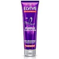 L'Oreal Paris Elvive Colour Protect Anti-Brassiness Purple Conditioner 150ml