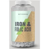 Iron and Folic Acid Tablets - 90tablets