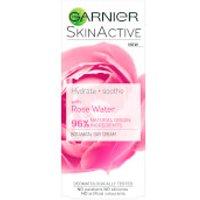 Garnier Natural Rose Water Moisturiser for Sensitive Skin 50ml