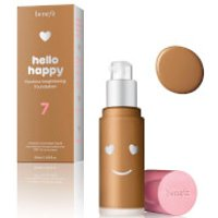 benefit Hello Happy Flawless Liquid Foundation (Various Shades) - Shade 07