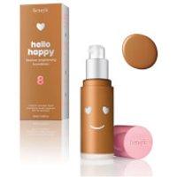 benefit Hello Happy Flawless Liquid Foundation (Various Shades) - Shade 08