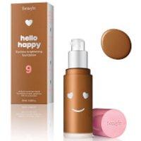 benefit Hello Happy Flawless Liquid Foundation (Various Shades) - Shade 09