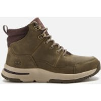 Timberland Timberland Women's Mabel Town WP Hiker Boots - Medium Grey Full Grain - UK 4