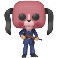 Umbrella Academy Cha Cha with Mask Pop! Vinyl Figure - Umbrella Gifts