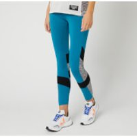 adidas X Missoni Women's How We Do Tights - Black/Active Teal/Whitea - L