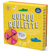 Games Academy Quizoo Roulette - Games Gifts