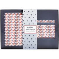 Tommy Hilfiger Womens Passport Holder and Credit Card Case