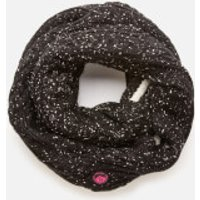 Superdry Womens Gracie Cable Snood - Black