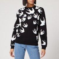 McQ Alexander McQueen Women's Classic Sweatshirt - Darkest Black - M