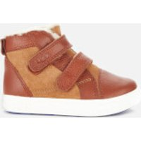 UGG Toddlers' Rennon II Hi-Top Trainers - Chestnut - UK 11 Toddler
