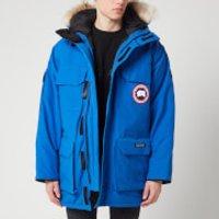 Canada Goose Men's Expedition Parka Jacket PBI - Royal Blue - XL