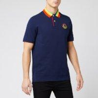 Polo Ralph Lauren Men's Sportsman Hockey Puck Polo Shirt - Navy - L