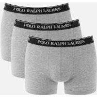 Polo Ralph Lauren Men's 3 Pack Classic Trunk Boxers - Andover Heather - XL