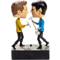 Star Trek Amok Time Kirk vs. Spock Bobble Heads - Star Trek Gifts
