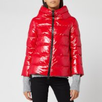 Herno Women's Gloss Padded Jacket - Red - IT 44/UK 12