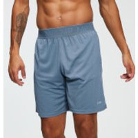 MP Men's Essentials Training Shorts - Washed Blue - S
