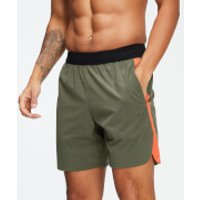 MP Training Men's Shorts - Army Green - L