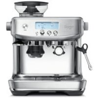 Sage SES878BSS The Barista Pro Coffee Machine - Stainless Steel