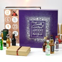 The Spirits of Christmas Advent Calendar - Alcohol Miniatures